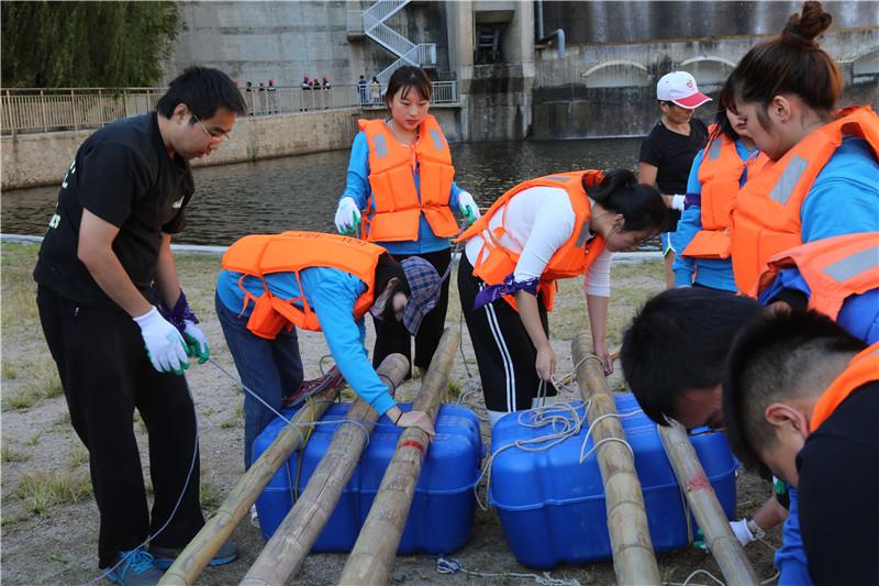 益起来 趣野营 ——首都无偿献血志愿者团队建设活动成功举办