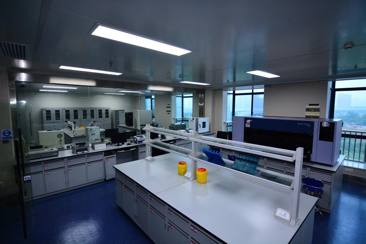 长沙血液中心6S精益管理样板科室成果验收