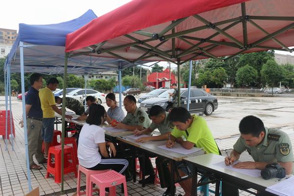 崇左:献血淡季献热血,龙州县公职人员勇担当