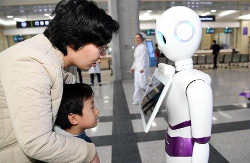 港媒称中国医疗机器人蓬勃发展:缩小与美国技术差距