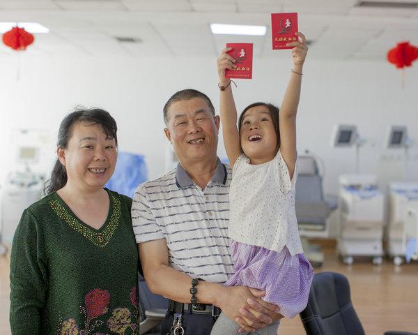 国庆长假 潍坊市2282人撸袖献血传递爱心