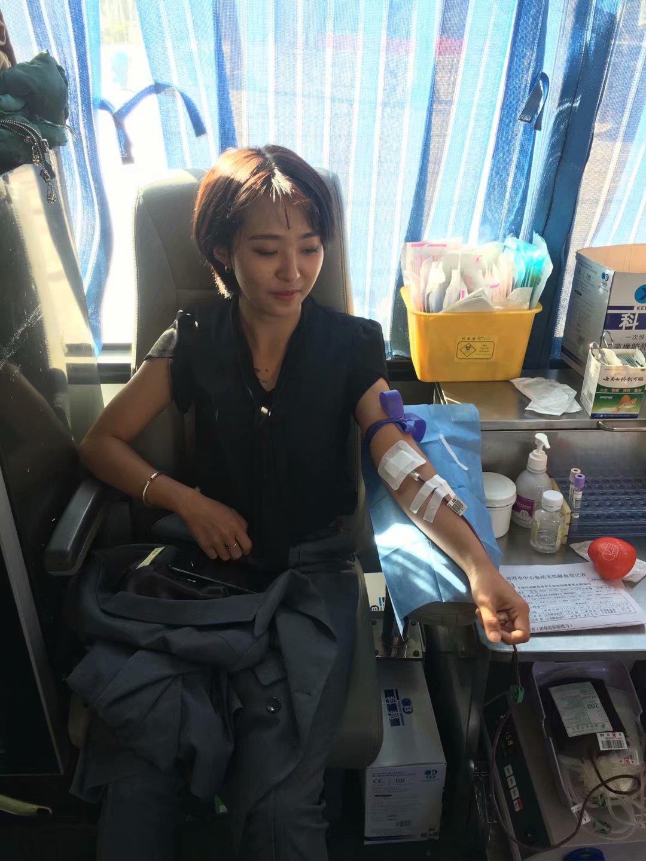 普洱: 鼎城国际组织无偿献血献爱心活动