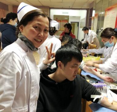 一季度南昌市民献血量稳中有升  同比增长13% 创新高