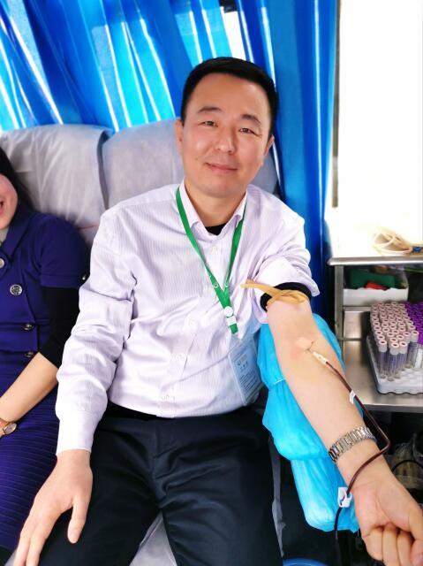 献血11600毫升!天安人寿日照中支践行慈善开展无偿献血活动