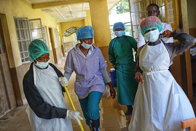 确保全球卫生工作人员性别平等的10个关键问题