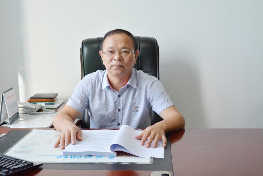 专访湖南长沙血液中心主任王双林