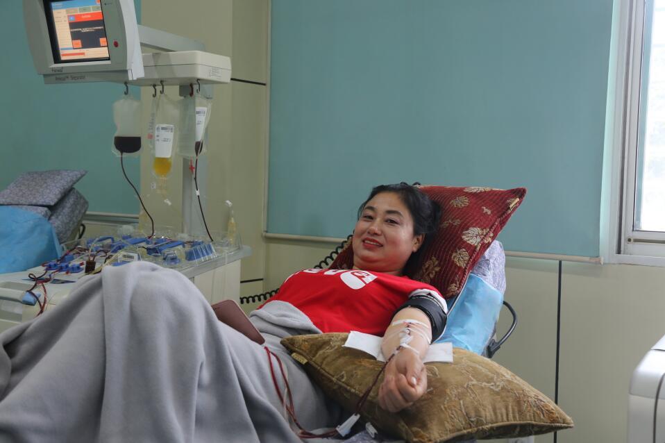 坚持献血,是对自己节日的最好纪念