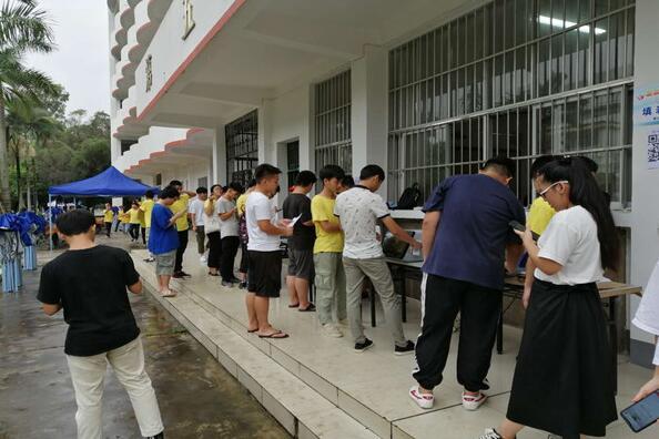 南宁中心血站:微信在线填写献血登记表 优质服务献血者