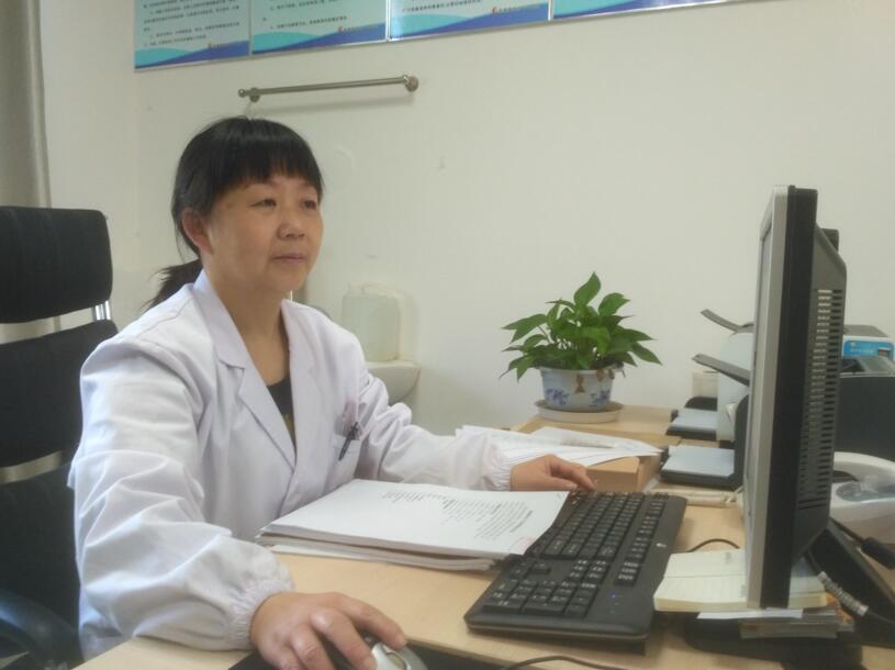 张家港市红十字血站王维红:始于初心 终于坚持