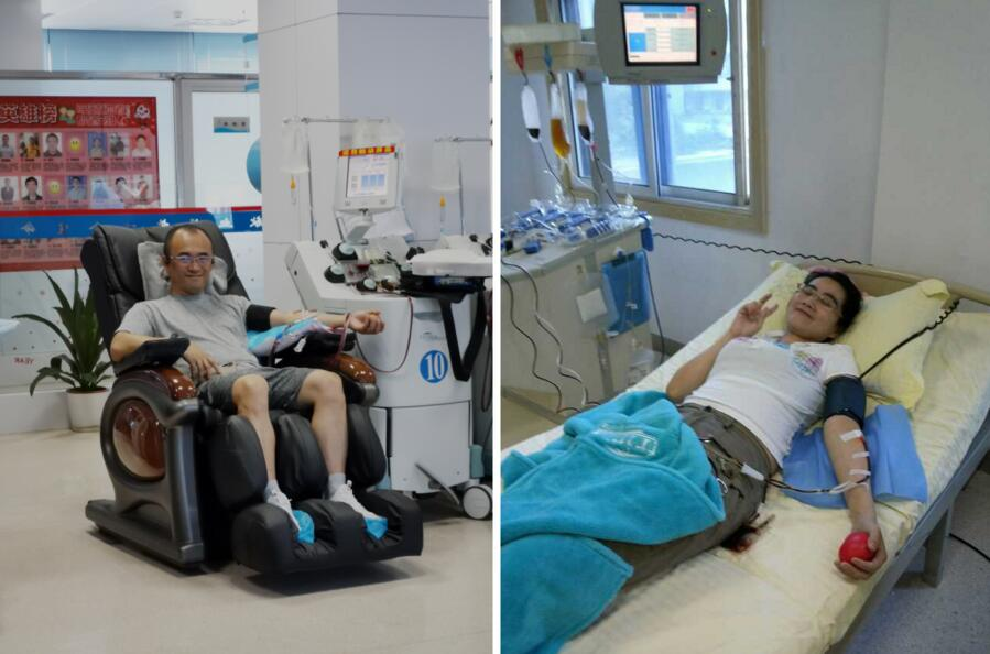 热血家庭!江西南昌一家4人坚持献血17年救助数百人