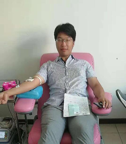 176人!莱西荣华建设集团无偿献血再创纪录
