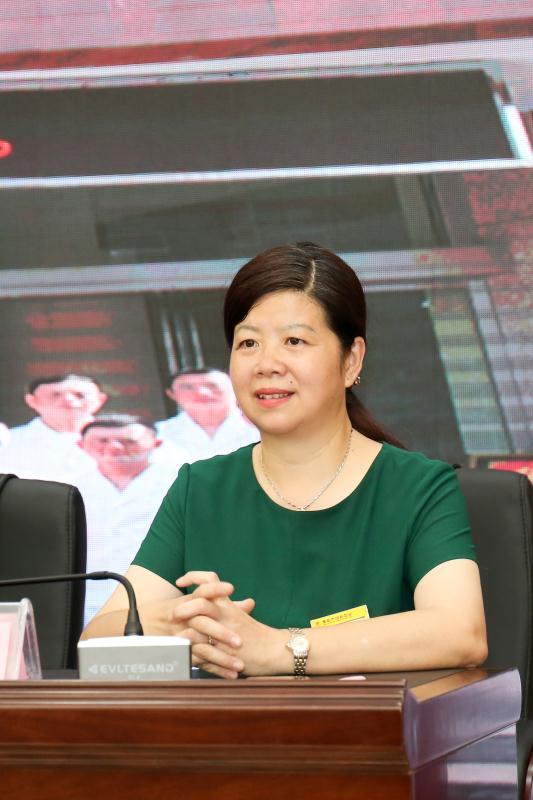 困知勉行 不负使命——专访衡阳市中心血站站长曹晓娟