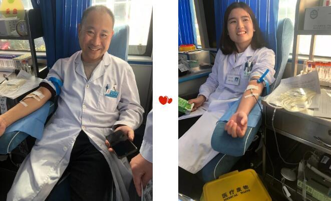 西华县人民医院组织开展无偿献血活动