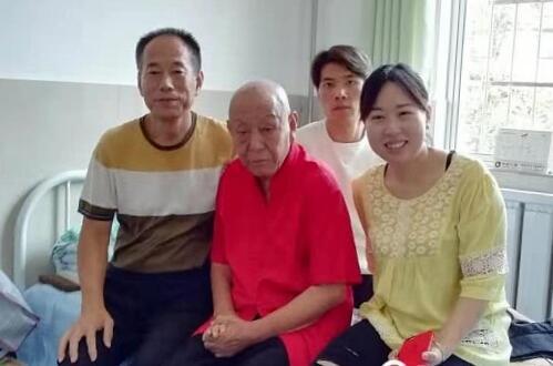 大爱咸阳:中国好人张利国父亲成为咸阳遗体捐献第六例