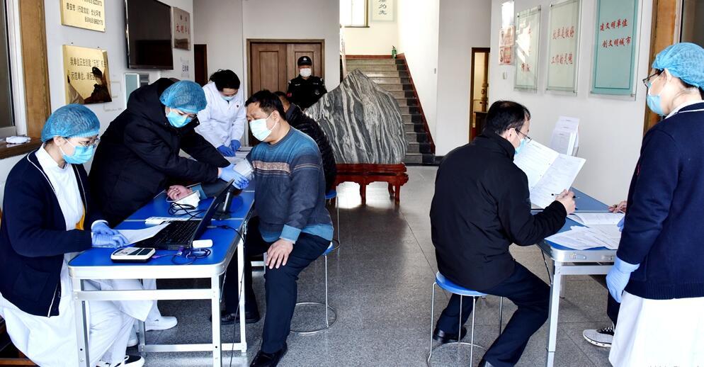 泰安市全面加强疫情防控期间血液保障工作