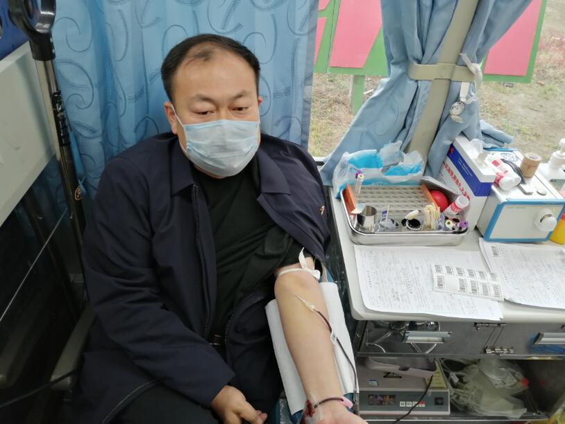 """献血救人""""疫""""不容辞,驻马店新蔡县""""再""""行动!"""