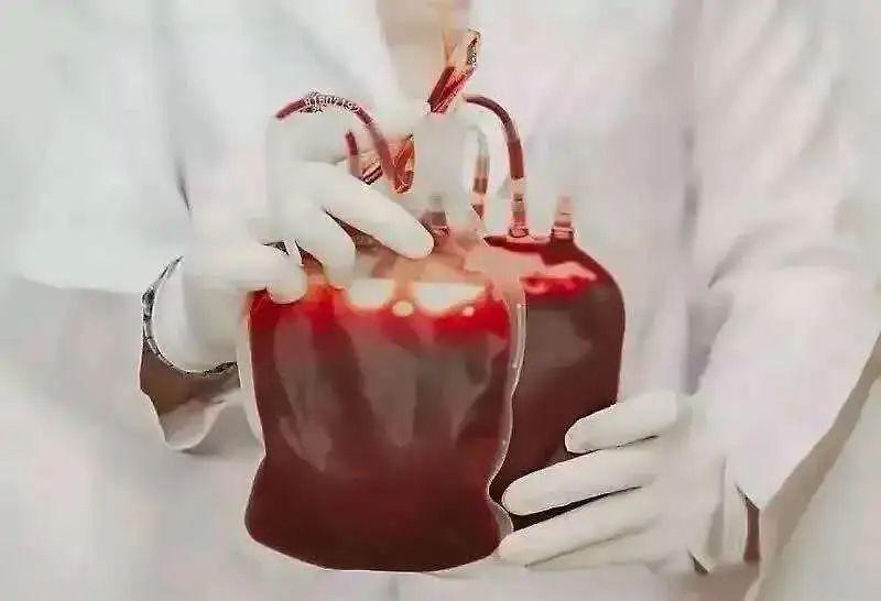 因为爱所以爱,献血者一生在爱中