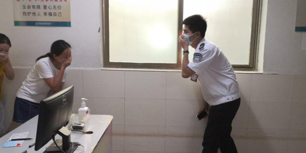 郧阳血浆站丨防灾救灾,学习在前
