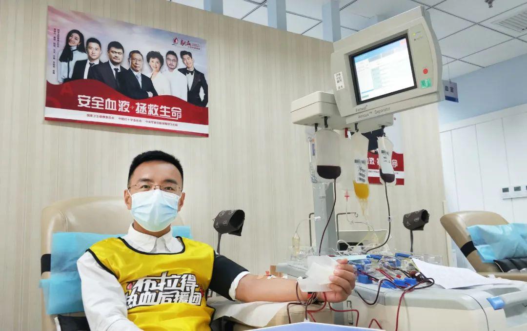 一个媒体人和他的无偿献血事业