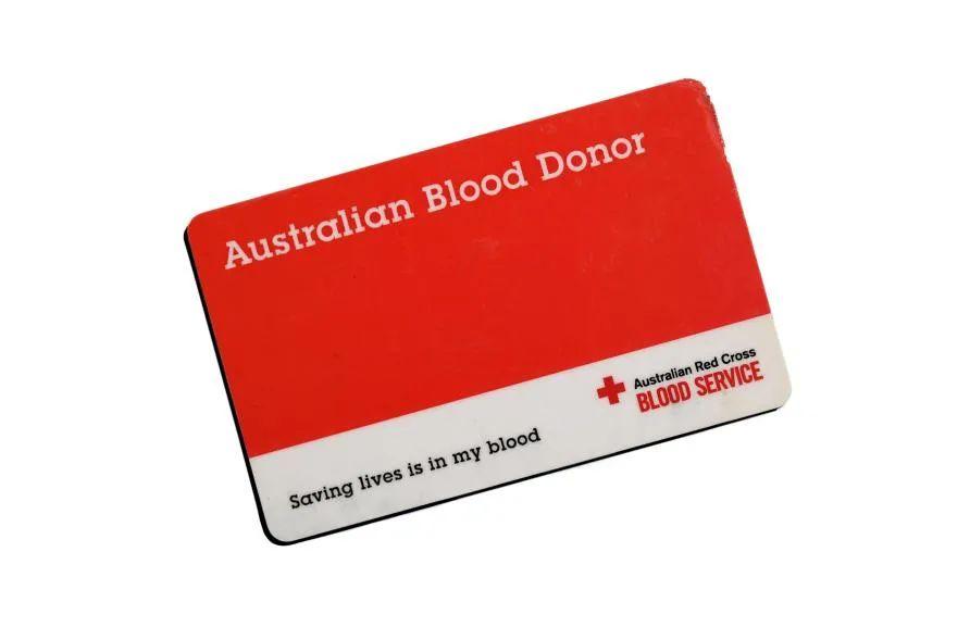 曾经不缺血的澳大利亚,也血库告急了!