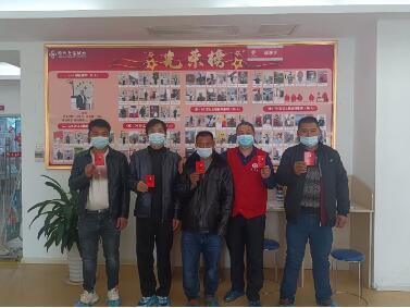 赣州1401位热心市民春节期间献血516200毫升