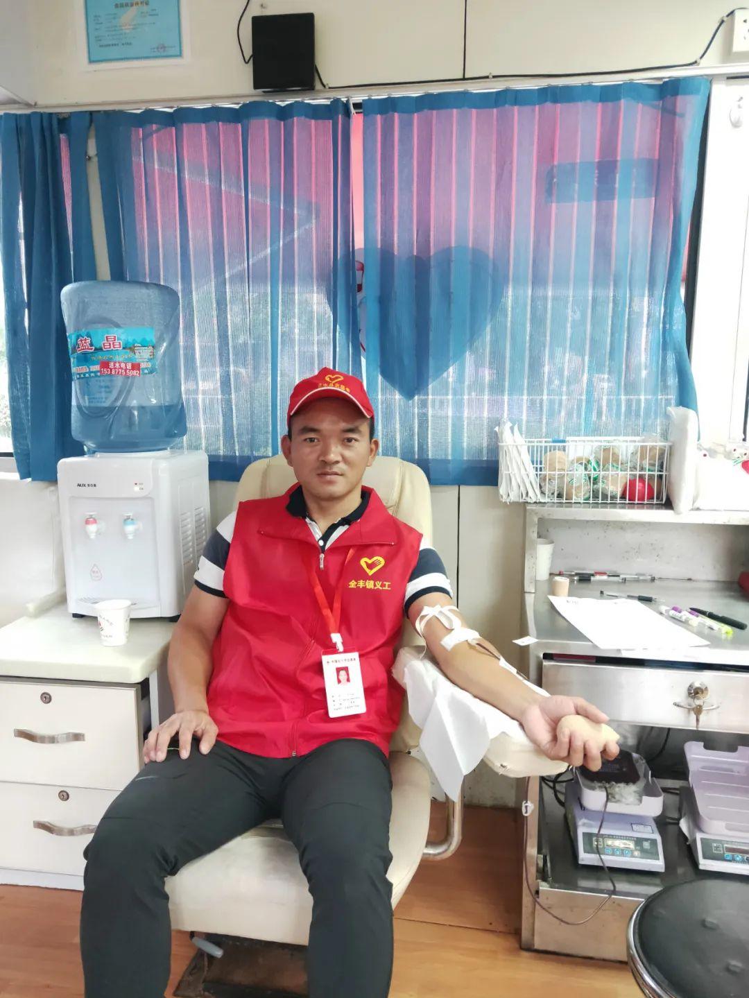 晒照第九波丨献血,让世界继续跳动……