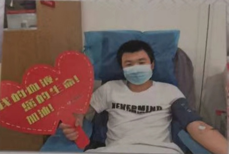 晒照第十一波:献血救人,始终有我