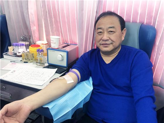 怀感恩之心 回社会之情 ——陕西兴科房建集团积极开展主题献血活动
