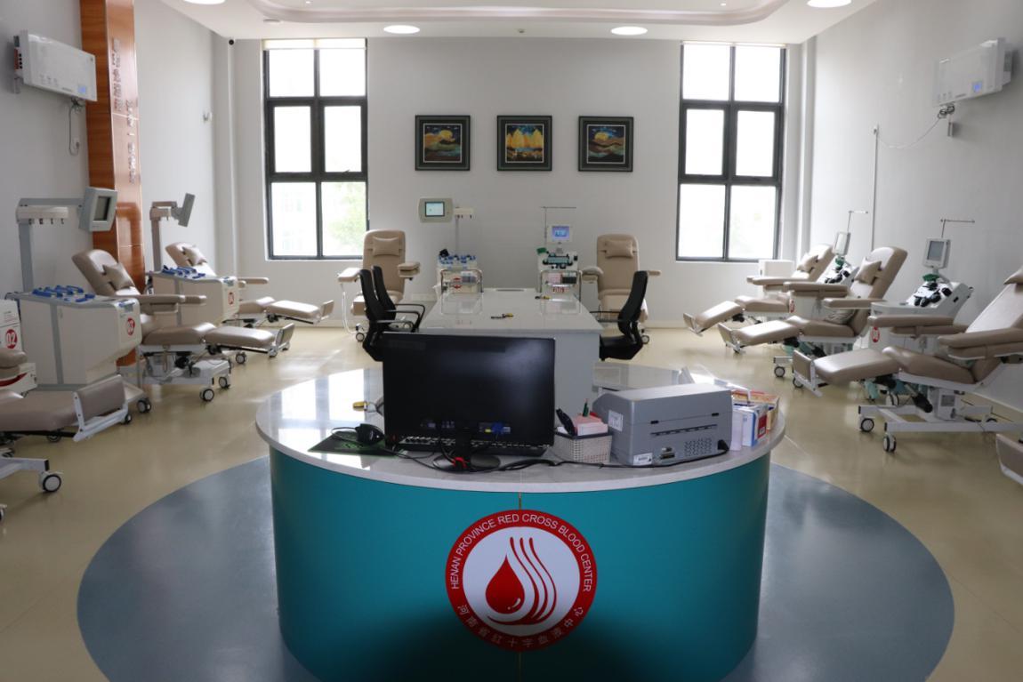 在龙湖镇献血来这里-----龙湖献血屋