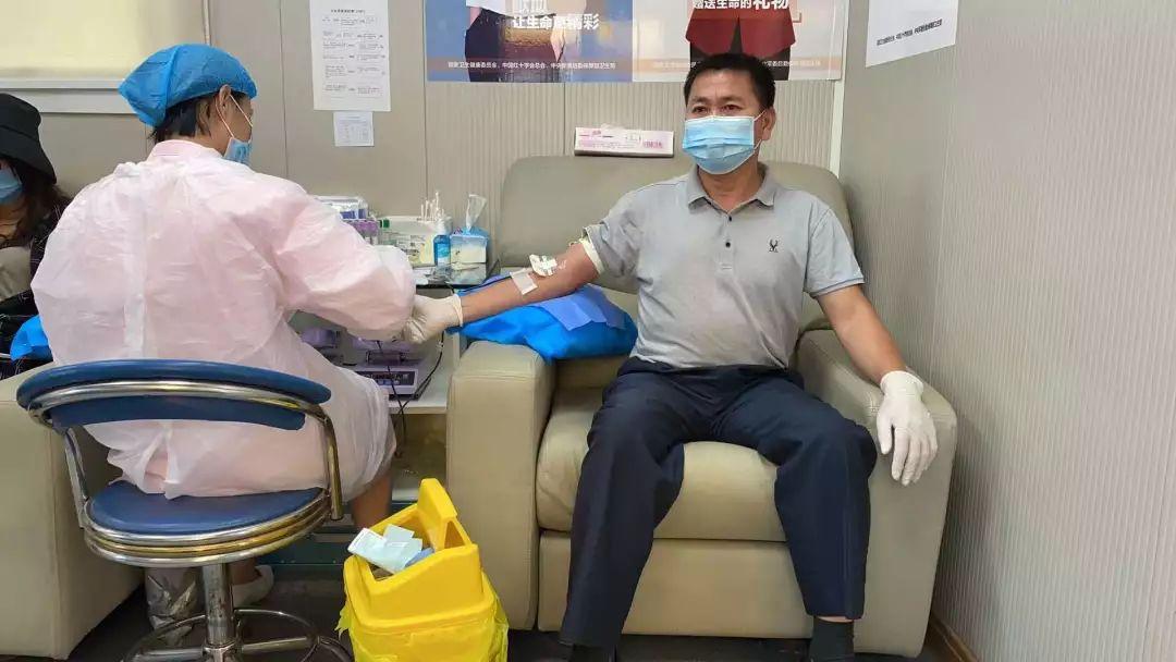 疫情下,海南血液人献热血践行责任担当